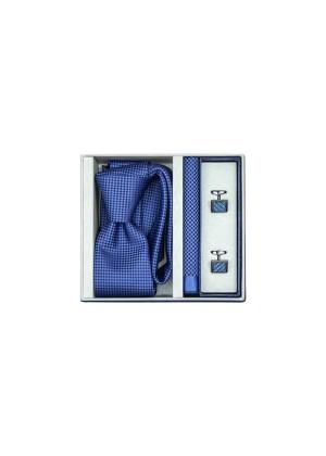 Синий подарочный набор