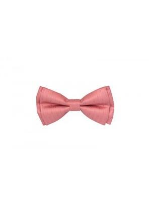 Бабочка розовая фактурная