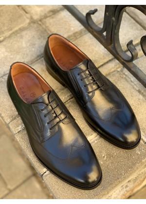 Туфли черные в больших размерах