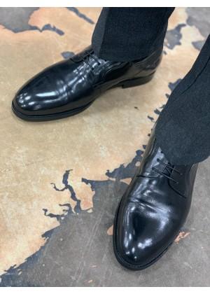 Туфли черные оксфорды