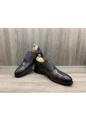 Туфли оксфорды коричневые