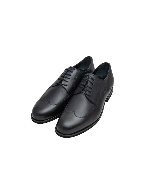 Туфли черные дерби