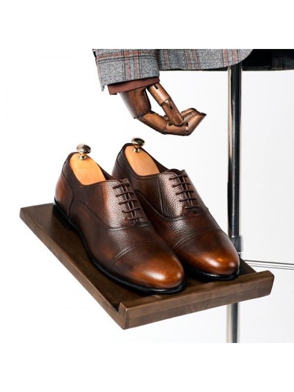Туфли рыжие