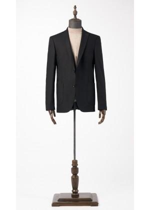 Пиджак черный со стрейчем